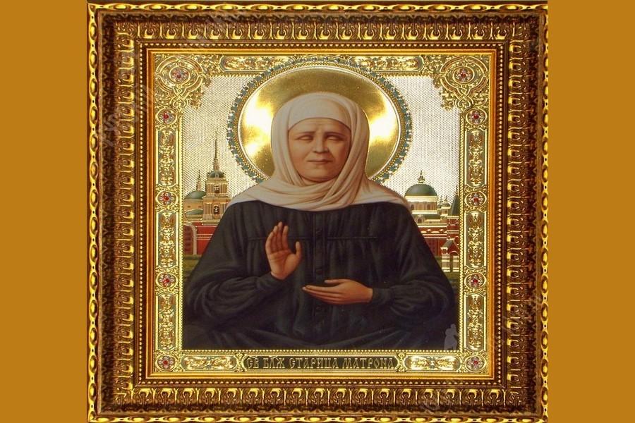 Молитвы святой Матроне Московской о выздоровлении