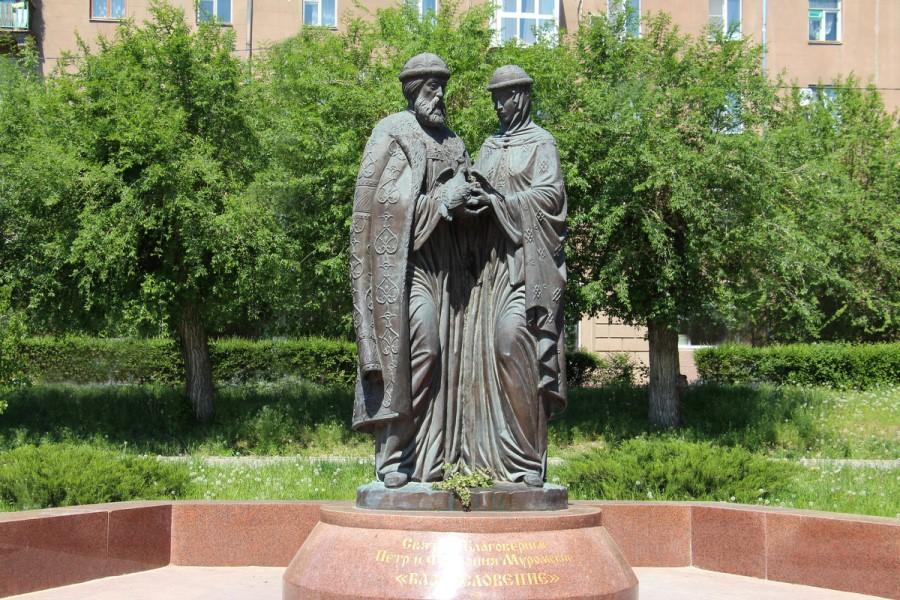 Молитвы святым Петру и Февронии Муромским о семейном благополучии