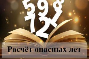 Нумерология: расчёт опасных лет и возможной смерти на основе полной даты рождения, имени и фамилии