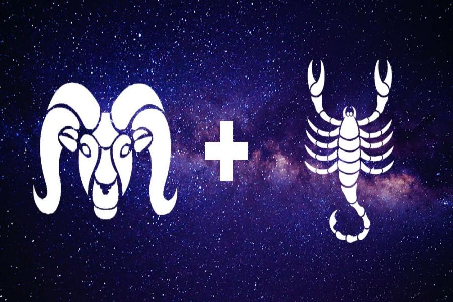 Овен и Скорпион: совместимость в любви и семейных отношениях