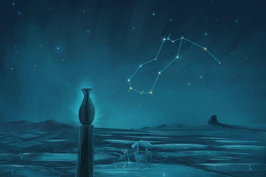 Планета-покровитель знака Водолей по гороскопу