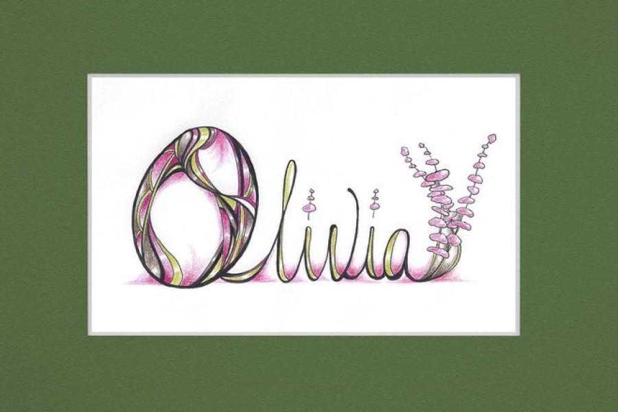 Происхождение и значение имени Оливия