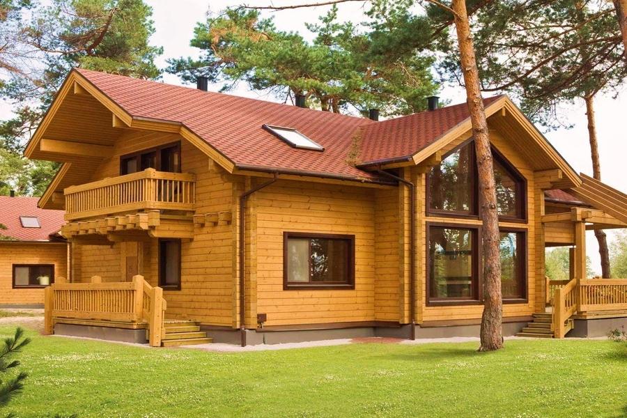 К чему снится деревянный дом?