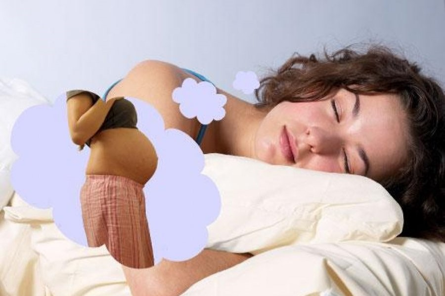 К чему снится собственная беременность?
