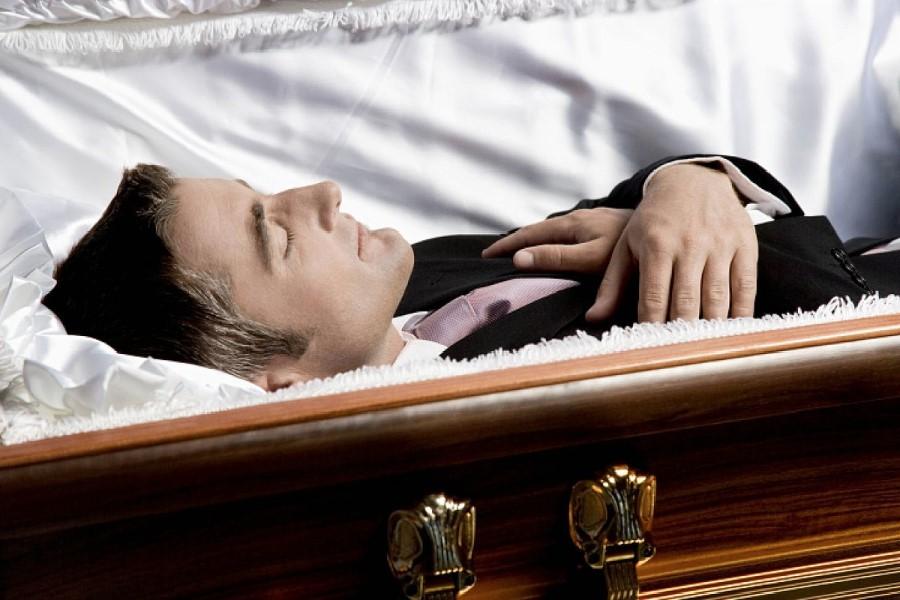 К чему снится умерший муж как живой?