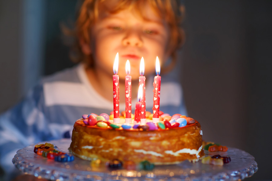 Желание на день рождения - ритуалы для его исполнения
