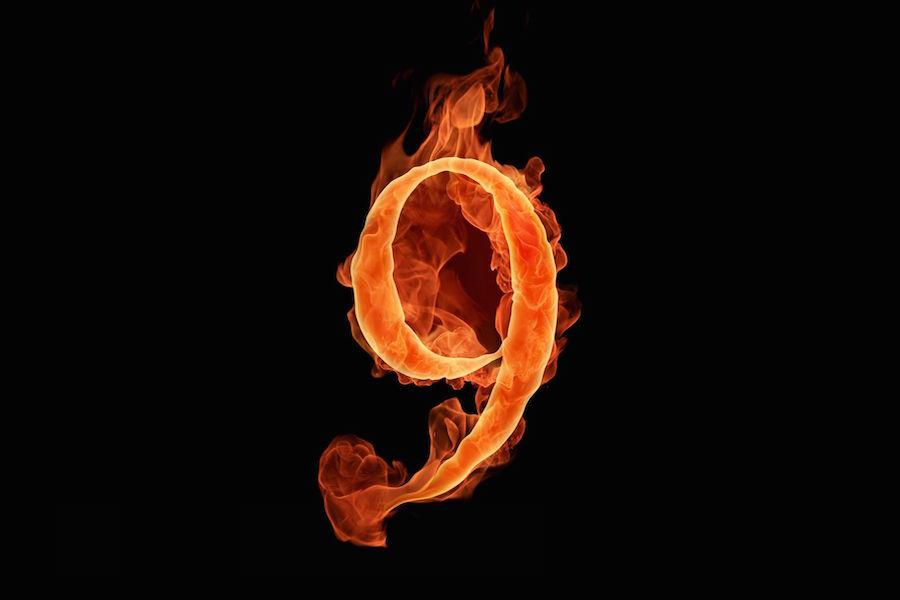 Значение цифры 9 в жизни и судьбе человека
