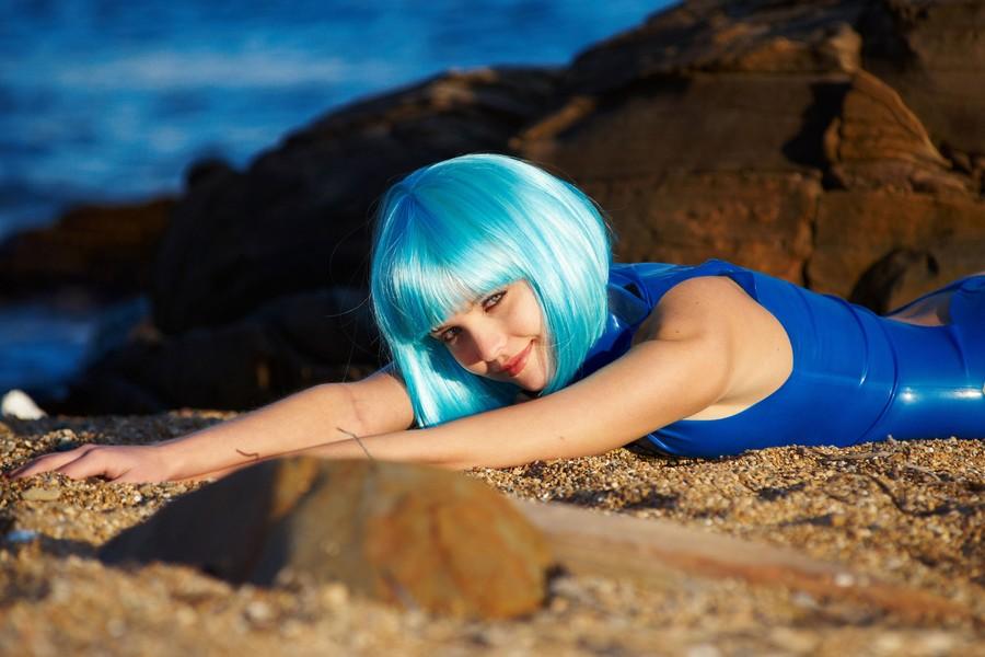 Видеть во сне много синего цвета, толкование